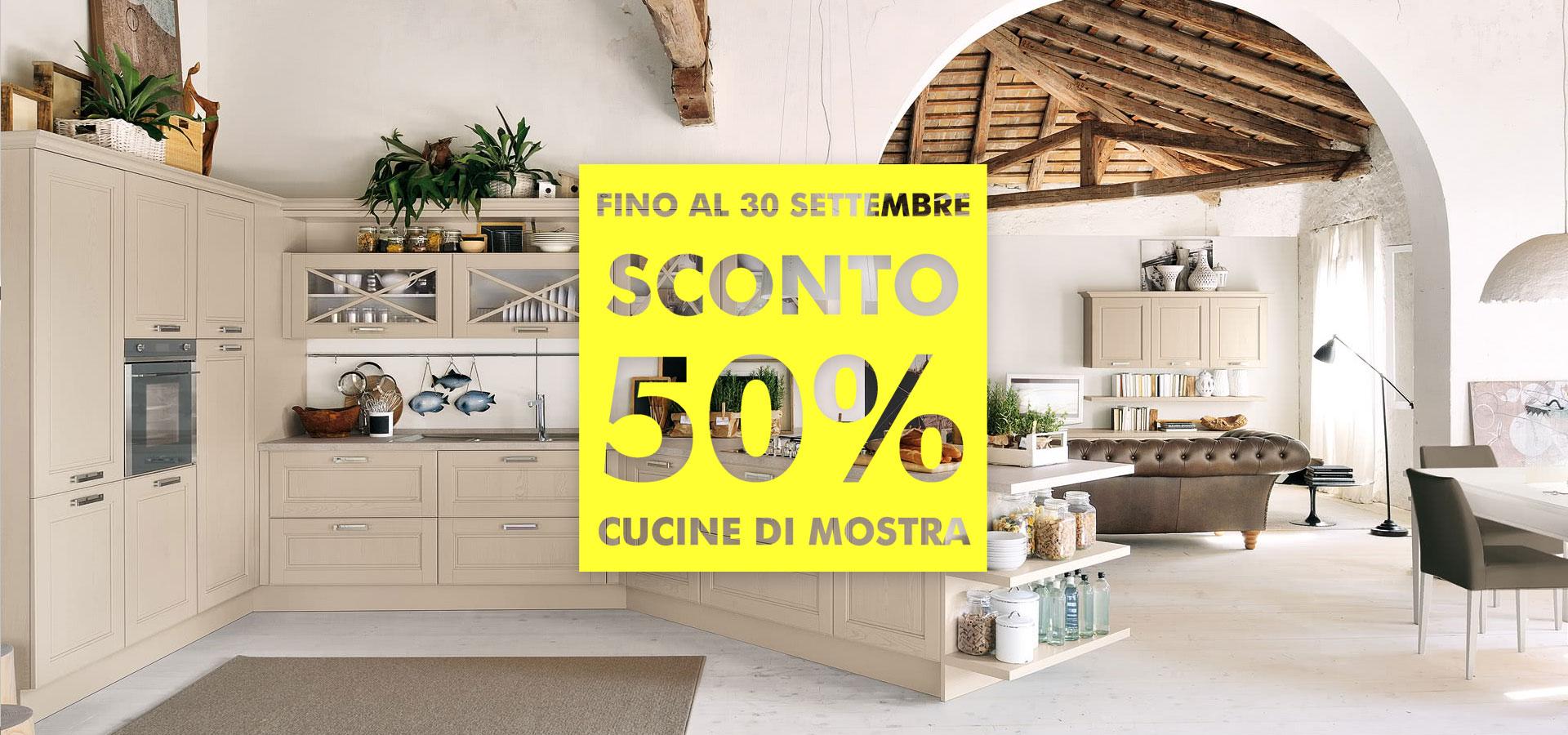 50 cucine expo off