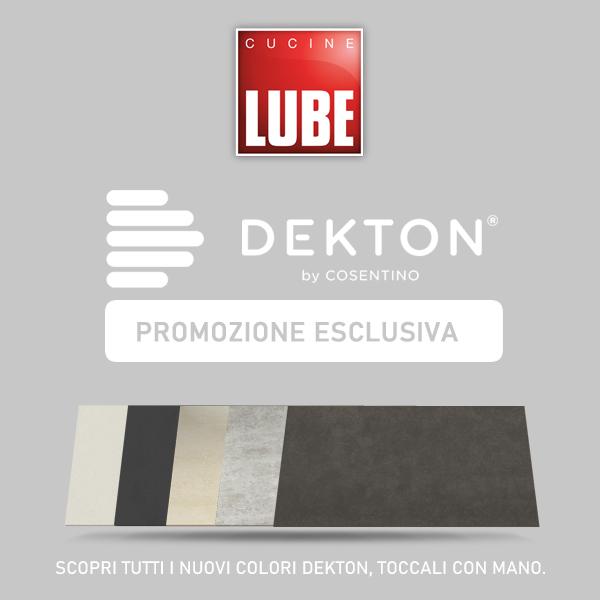 Continua la promozione Dekton