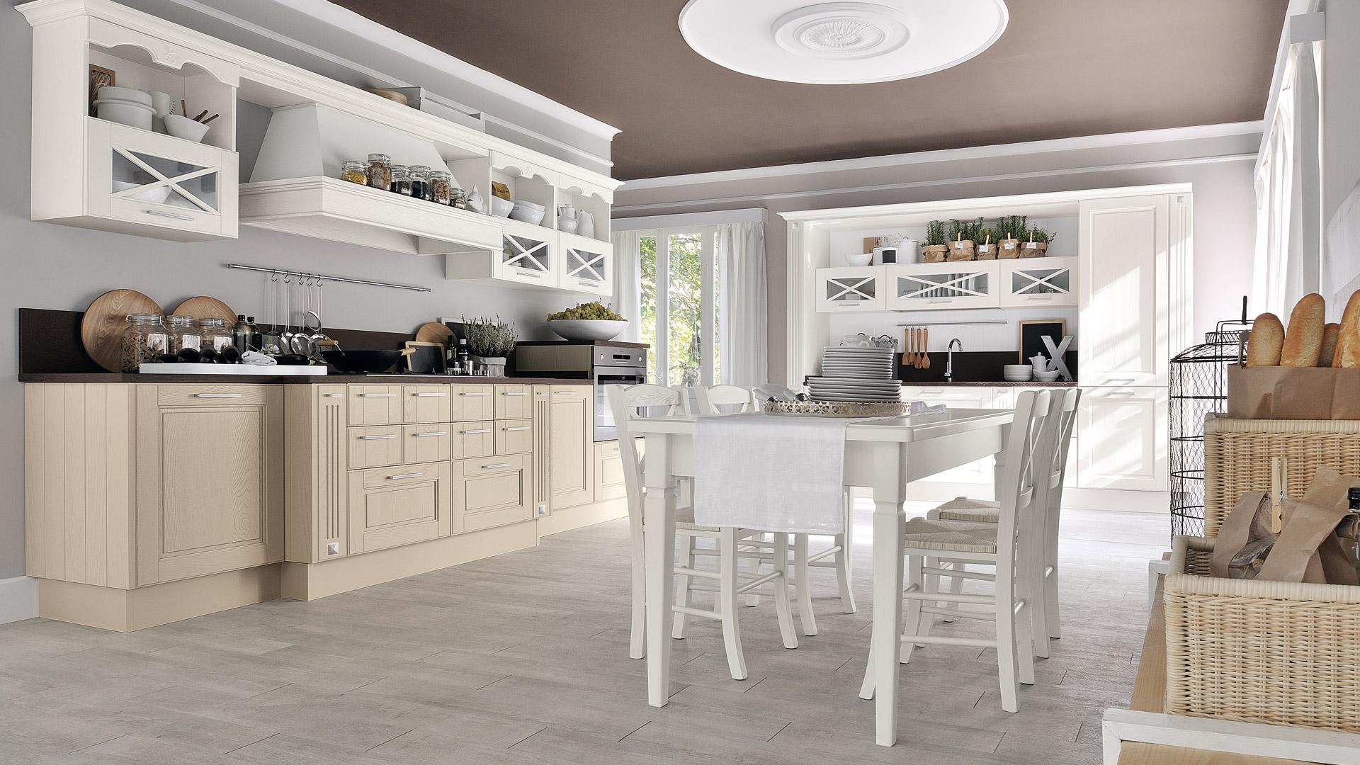 Agnese - Cucina Lube