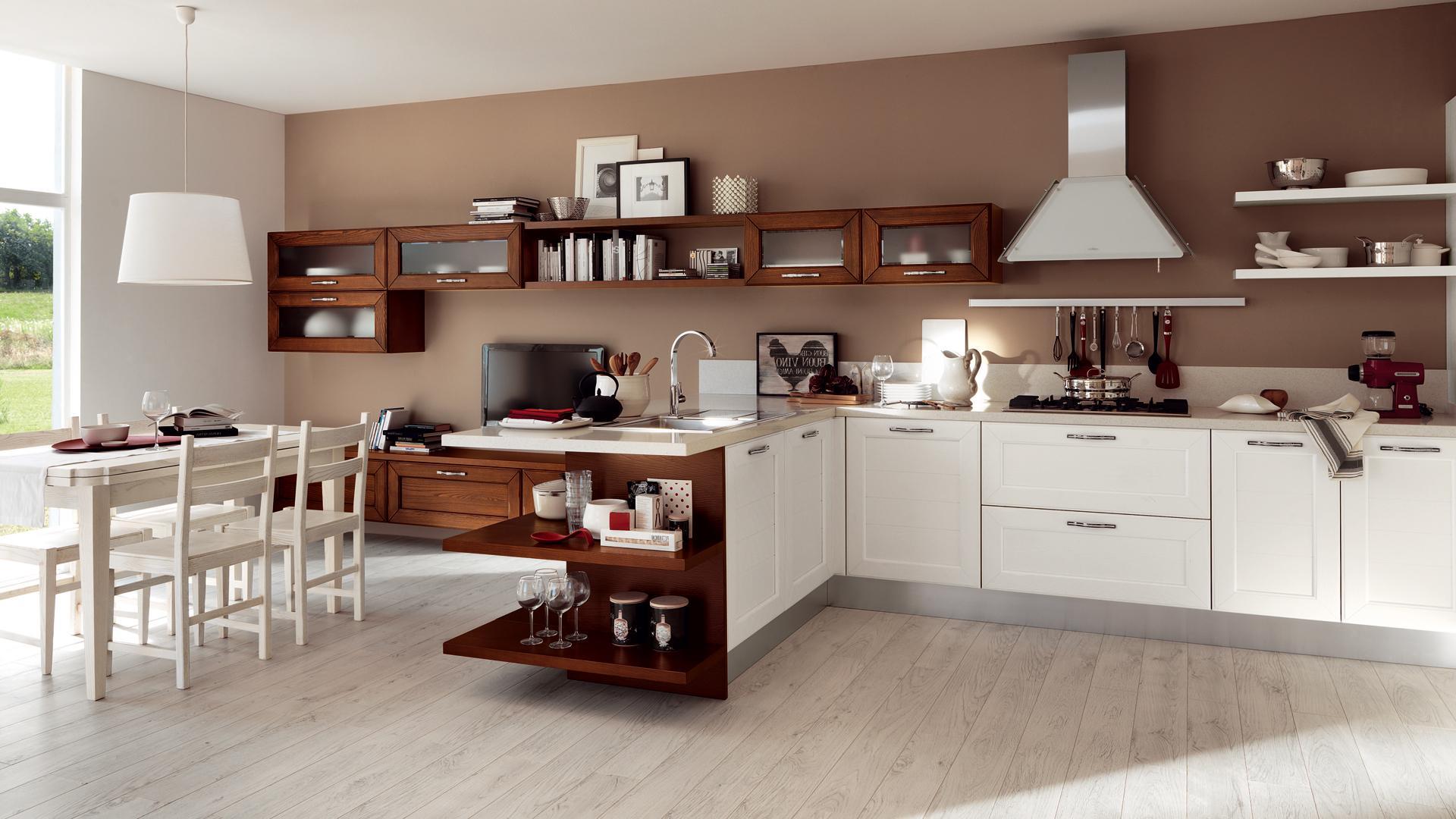 Claudia - Cucina Lube