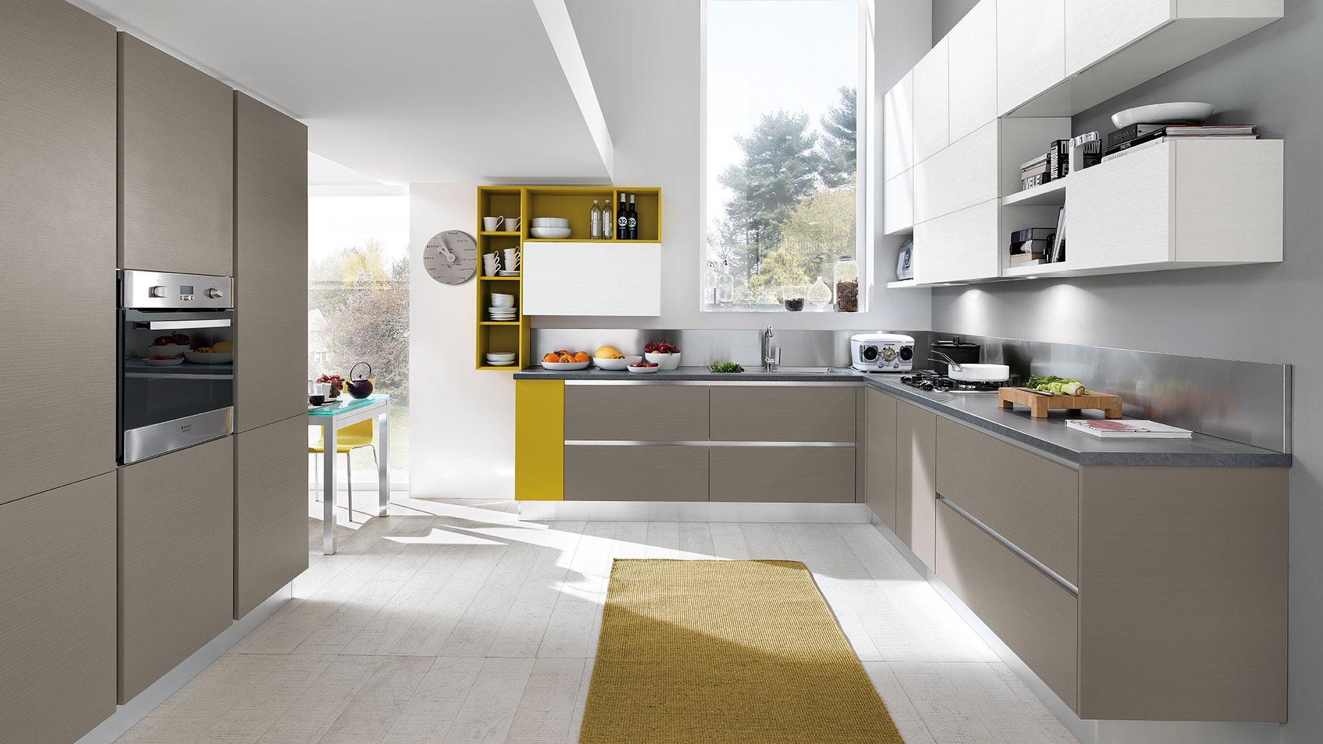 Essenza - Cucina Lube