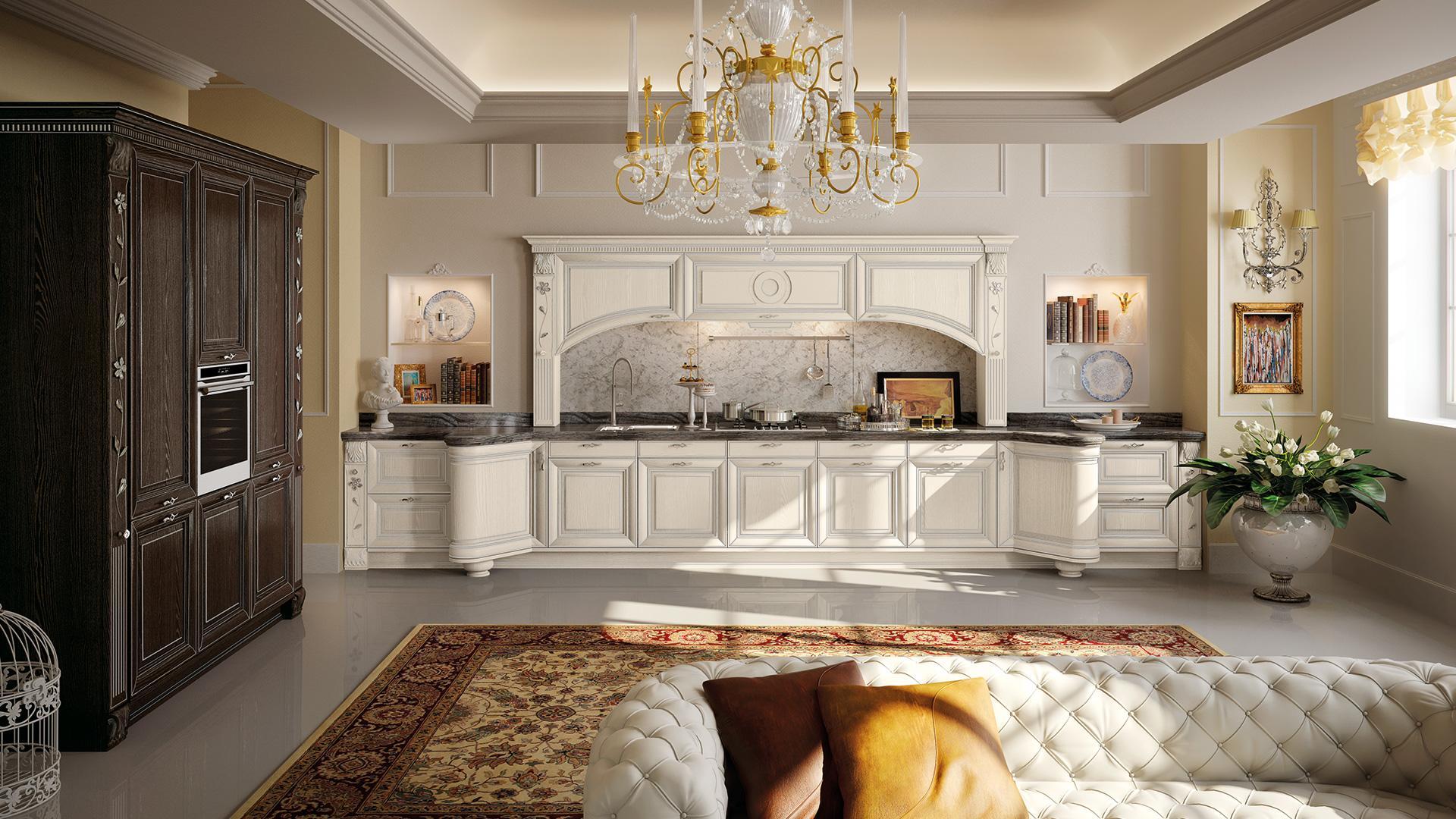 Pantheon cucina lube for Aurelia arredamenti