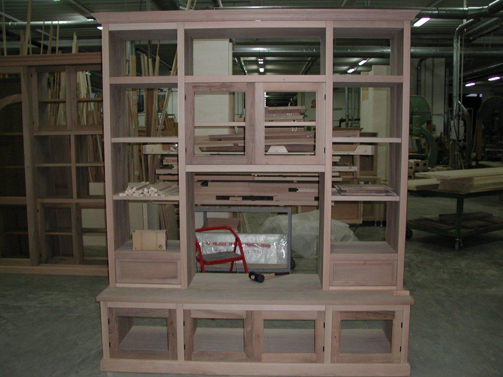 Falegnameria pareti su misura for Gardini per arredare