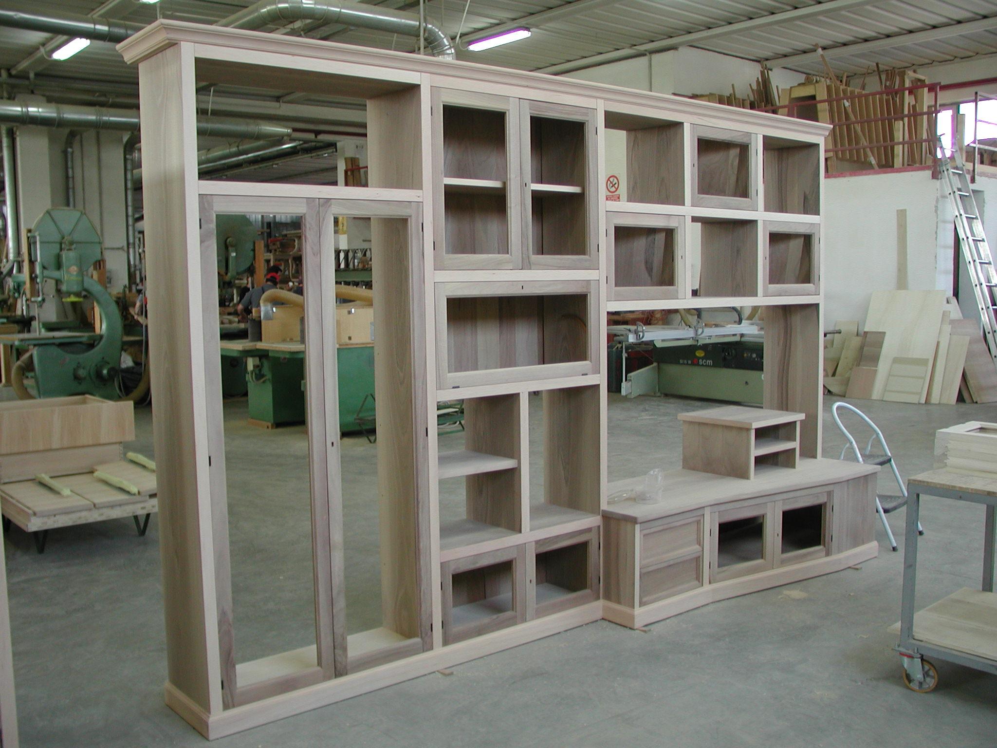 Falegnameria pareti su misura for Gardini per arredare gatteo fc