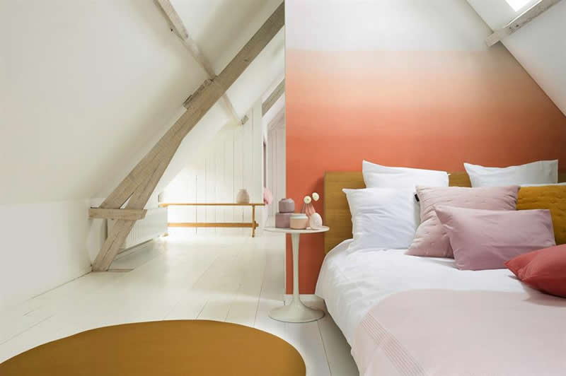 letto-mansarda